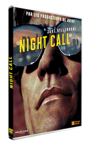 PACKSHOT NIGHT CALL DVD