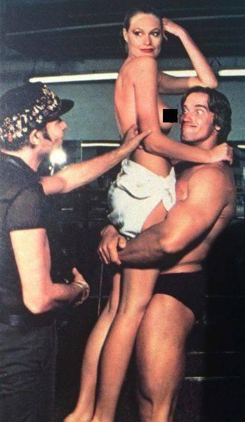 z Schwarzenegger