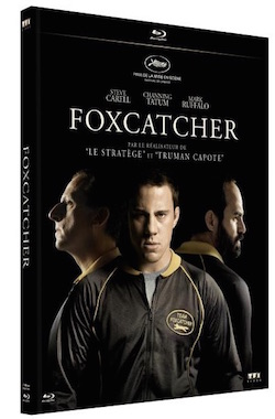 Foxcatcher_bluray