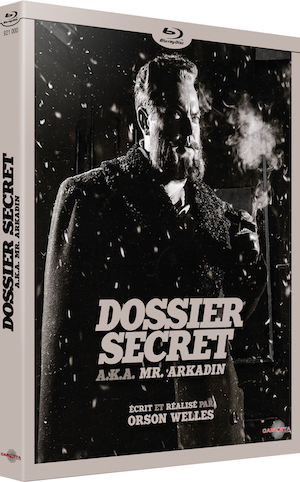3D DOSSIER SECRET A.K.A. MR. ARKADIN BD DEF