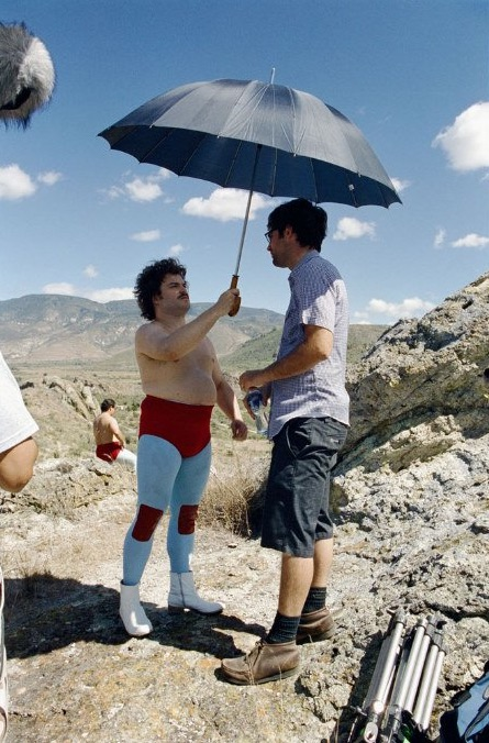 nacho libre black et real jared hess