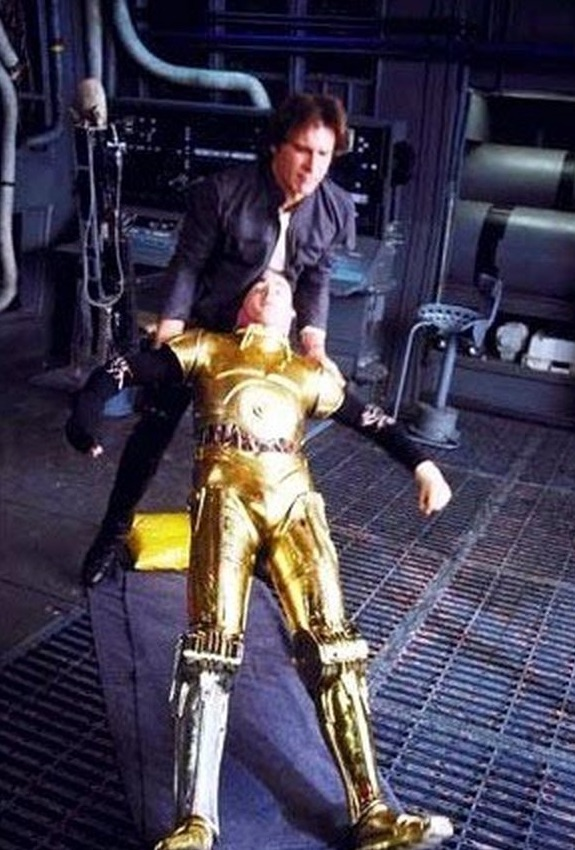 star wars harrison ford releve anthony daniels