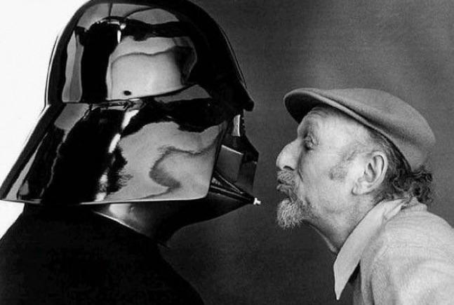 star wars kerhsner vador kiss