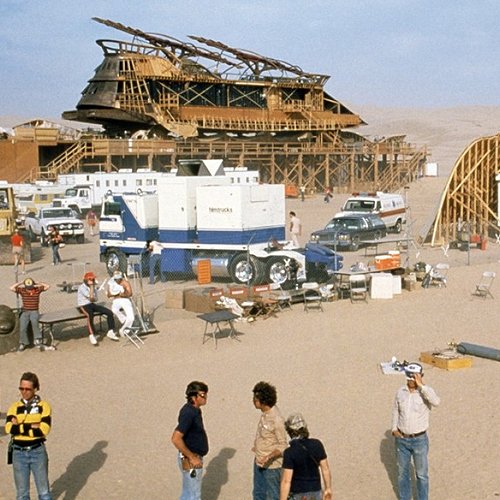 star wars making of 7