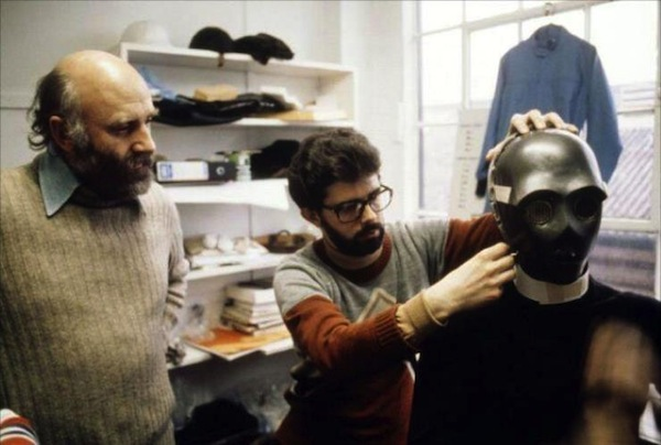 star wars making of