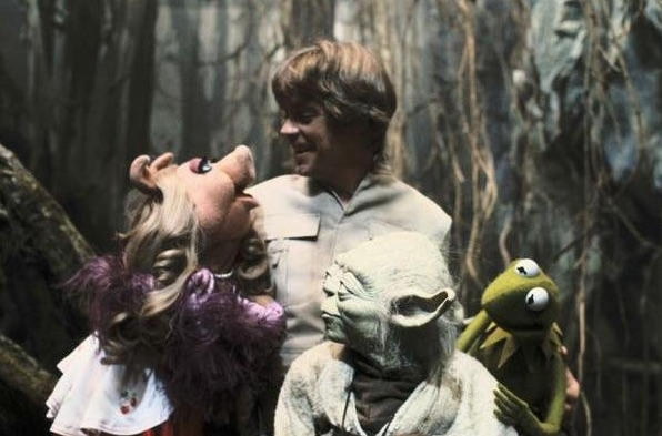 star wars mark hamill puppets