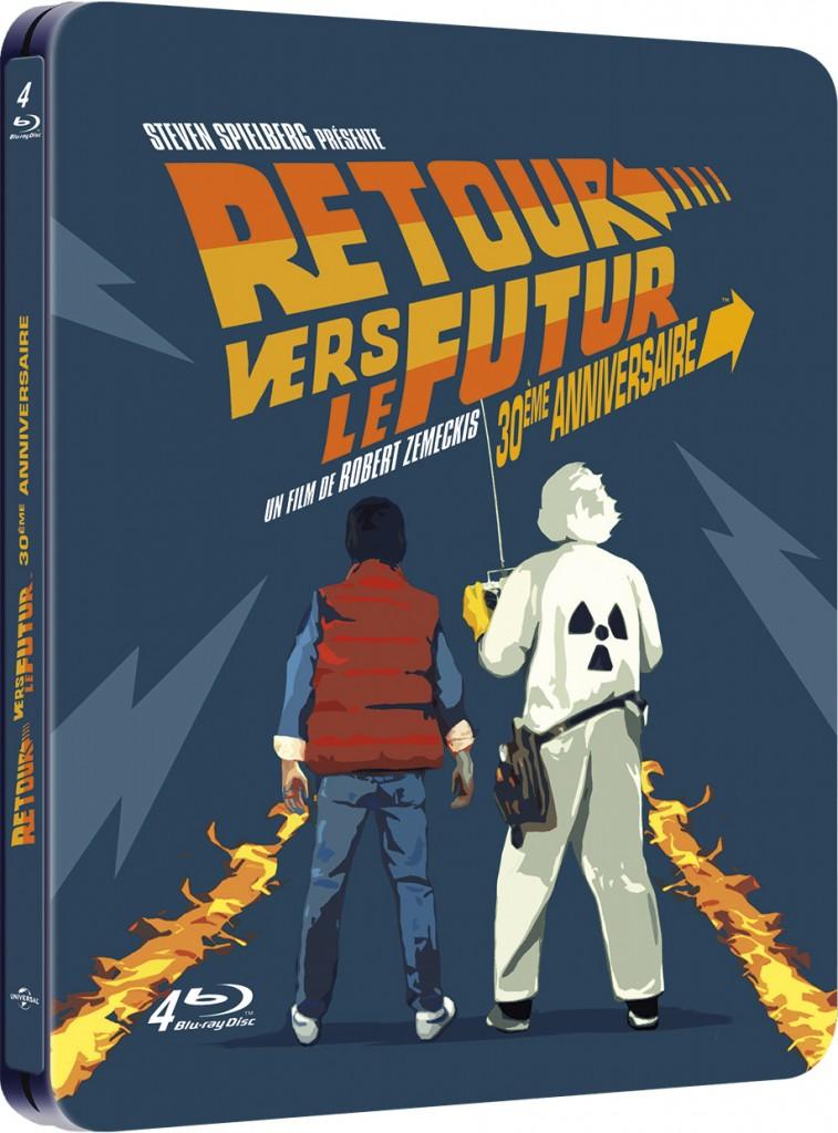 3 Blu-ray-Steelbook