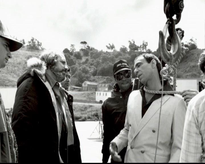 El Precio del Poder Scarface Al Pacino Brian De Palma 1983 Behind the Scenes (24)