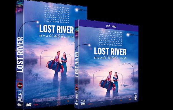 LOST RIVER DVD BR