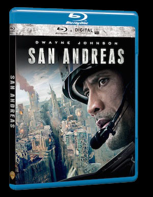 SAN ANDREAS-PACK 3D BLURAY - 1000542727