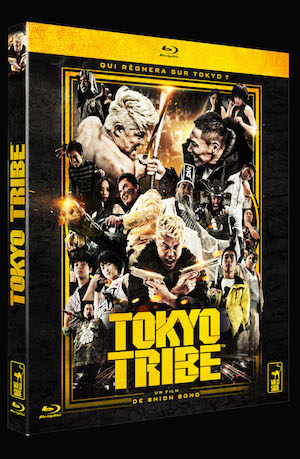 TOKYO TRIBE-3D BR