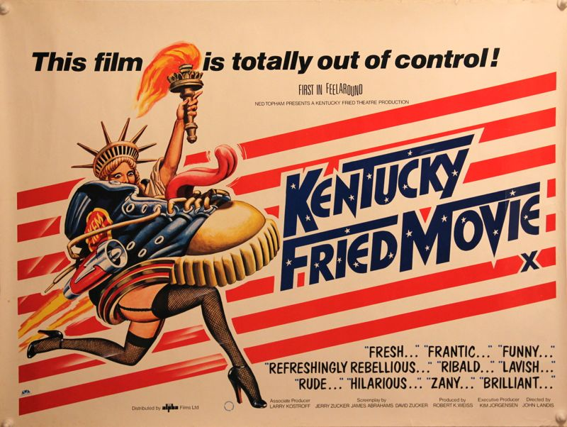 Kentucky Fried Movie Quad