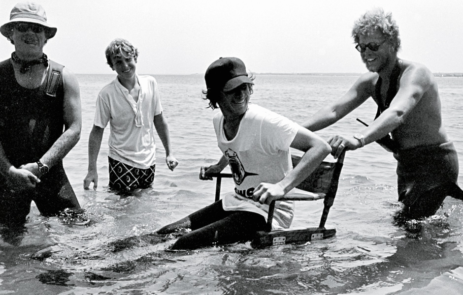Wonderful Jaws Behind-The-Scenes Photos (2)