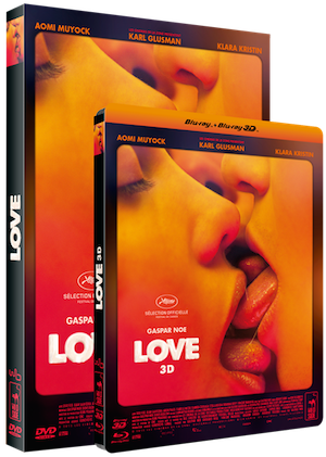 Love De Gaspar No 233 La Critique Du Film En Blu Ray 3d