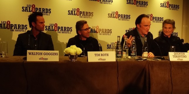 les huit salopards Tarantino 3