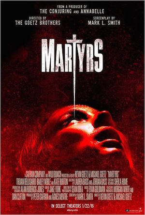 martyrs US 2016