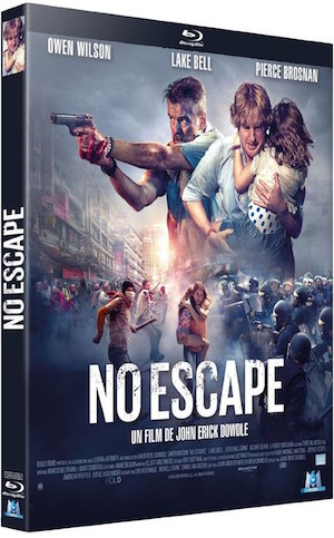 no escape blu-ray