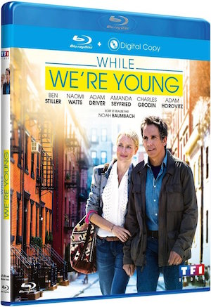while we're young blu-ray