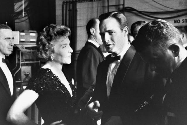 Brando line renaud 1955