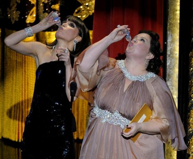 MCCARTHY BYRNE boivent un coup scorsese 2012