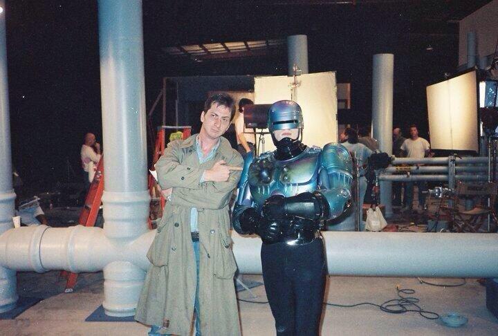 Miller Weller Robocop