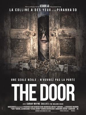 The Door_Affiche