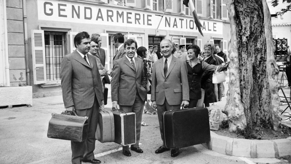 gendarmes 4 1970