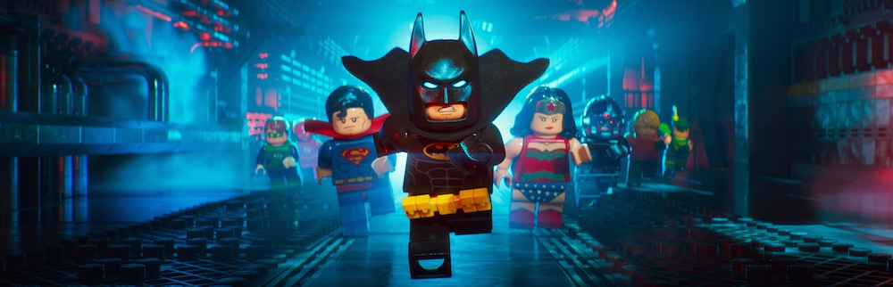 Batman Lego le film