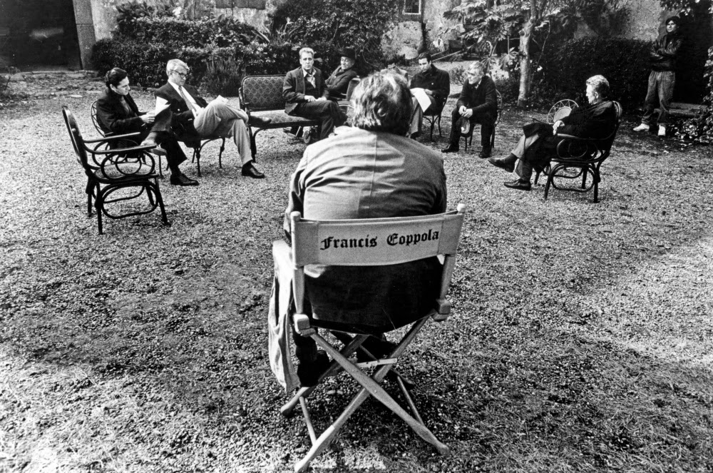 Behind the Scenes Photos from The Godfather Trilogy (1)