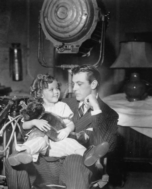 Gary Cooper Shirley Temple