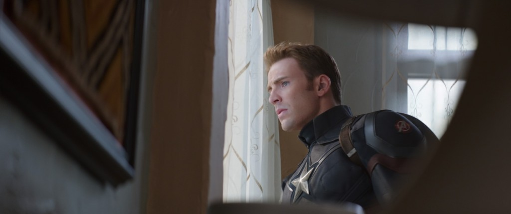 Marvel's Captain America: Civil War Captain America/Steve Rogers (Chris Evans) Photo Credit: Film Frame © Marvel 2016
