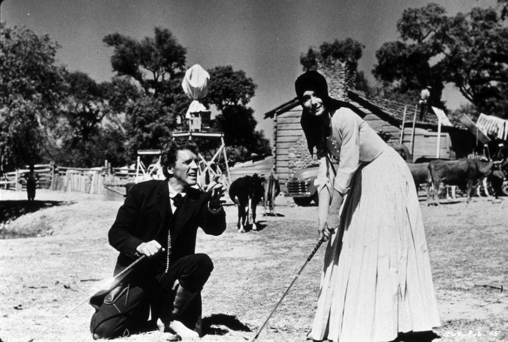 the unforgiven lancaster apprend golf a hepburn