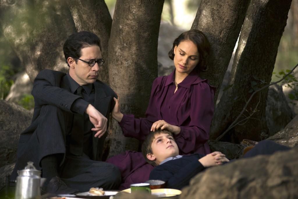 Gilad Kahana, Natalie Portman, Amir Tessler