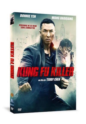 Kung fu jungle_DVD