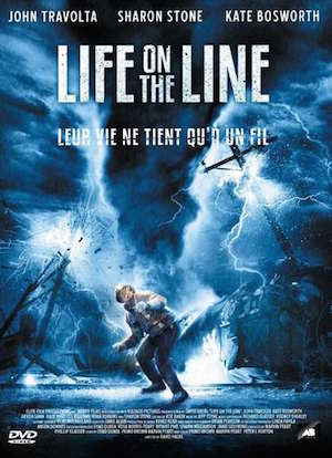 LIFE ON THE LINE de David Hackl