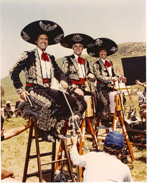 Three amigos short chase martin