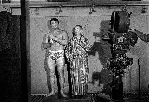tournage_le_corniaud_1964