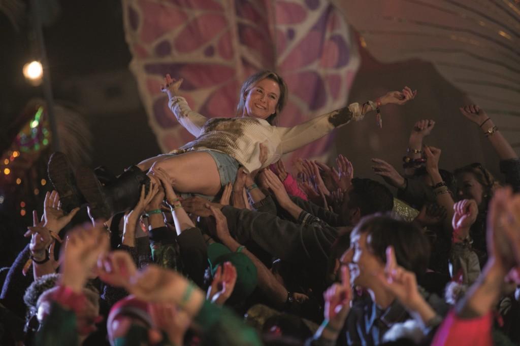 Bridget (Renée Zellweger) genießt das Leben!