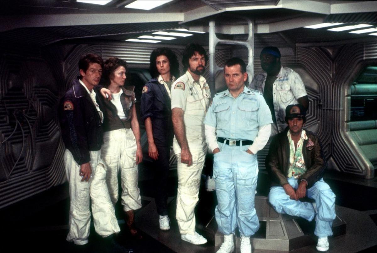 John Hurt alien