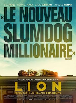 lion film affiche