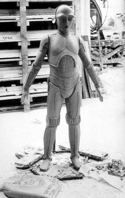 prototype C3PO