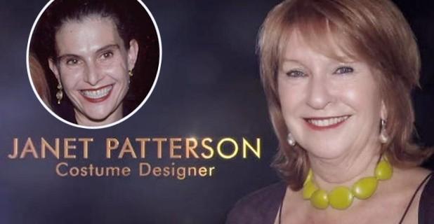 L'image diffusée et dans le médaillon, la vraie Janet Chapman