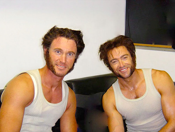 x men hugh jackman doublure