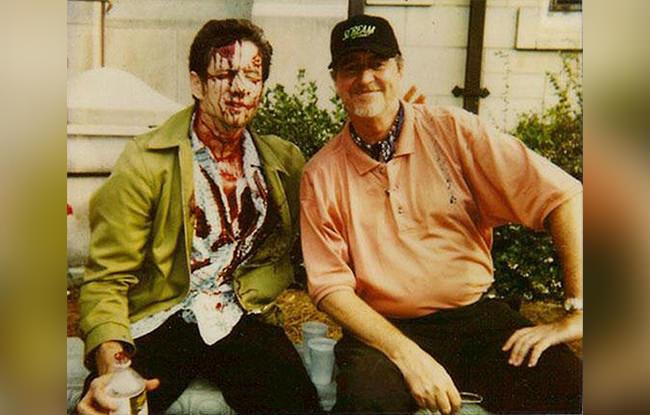 jamie kennedy and wes craven_0