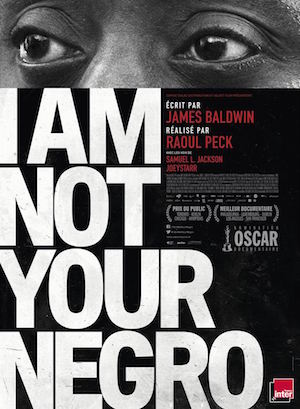 i am not your negro affiche