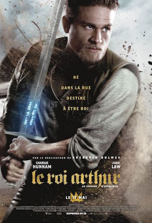 le roi arthur affiche