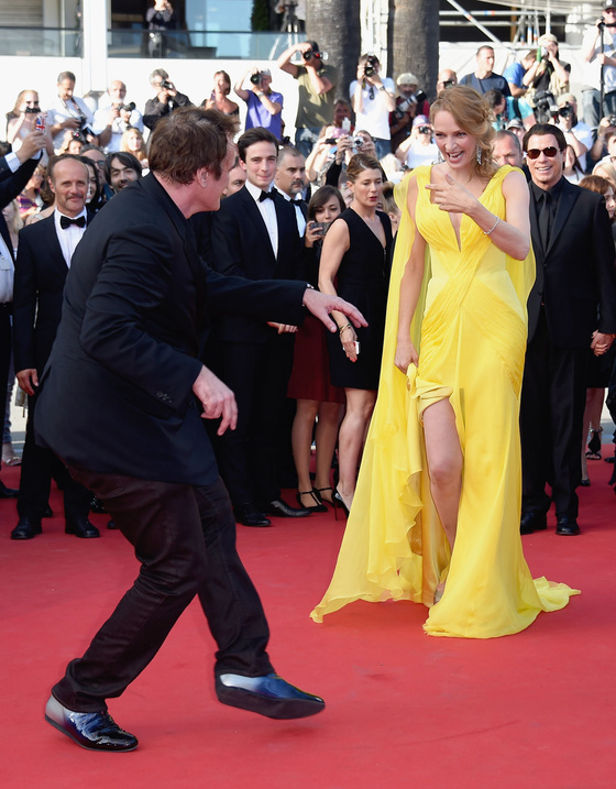 tarantino-thurman-cannes2014