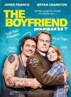 the boyfriend affiche