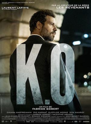 K.O. affiche film