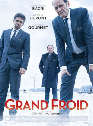 grand froid film affiche